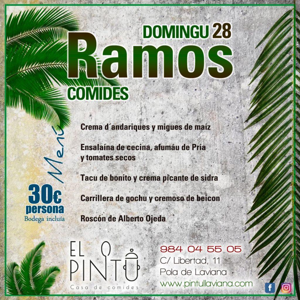 El Pintu Llaviana - Domingu de Ramos