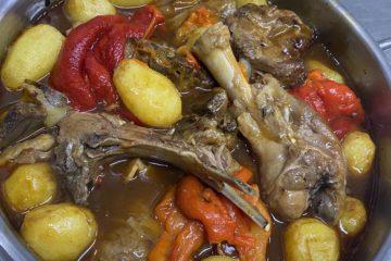 El Pintu Llaviana - Cabritu con patatinos